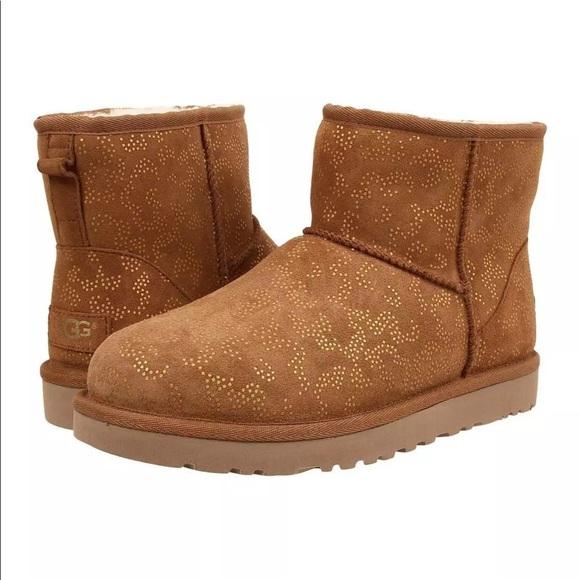 ugg boots Classic Mini metall